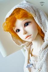 Amaranthe (meike) Tags: girl ball doll shampoo elf bjd hybrid jointed faceup dollstown ninodoll youkosilvara youkoslair
