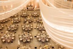 schommer-trulen-wedding-greathall-6 (FestivitiesMN) Tags: wedding floral linen stpaul september saintpaul greathall draping centerpieces 2015 outsidephotographer schommer trulen sep2015 matthewmunsonphotography
