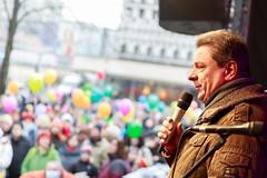 Dr. Lutz Trümper eröffnet die 8. Meile der Demokratie 2016