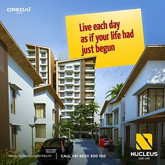 Live your dream life at a Nucleus Home, now without any down payment. Call +91 9020 300 100.  #Kerala #Kochi #India #Kottayam #Architecture #Home #Construction #City #Elegance #Environment #Elegant #Building #Beauty #Beautiful #Exquisite #Interior #Design (nucleusproperties) Tags: life city india building home nature beautiful beauty architecture design living construction realestate view apartment interior gorgeous lifestyle style atmosphere kerala villa environment elegant exquisite comfort luxury kochi elegance kottayam