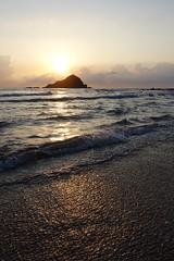 sunrise at Koki Beach (Sean Munson) Tags: ocean sun water sunrise island hawaii pacific wave maui pacificocean alauisland kokibeach kokibeachpark