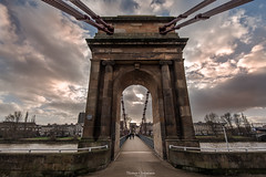 _DSC9637--glasgow-bridge-clyde-river-uk (couvanos) Tags: pictures old uk trip travel bridge sunset england sky building water look clouds buildings river landscape photography scotland clyde photo europe photographer photoshoot photos glasgow united picture streetphotography kingdom pic photograph traveling goodmorning cloudporn traveler photooftheday picoftheday photoshooting naute skyporn