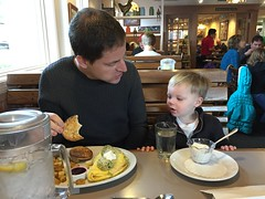 "Brunch at Egg Harbor • <a style=""font-size:0.8em;"" href=""http://www.flickr.com/photos/109120354@N07/24529301850/"" target=""_blank"">View on Flickr</a>"