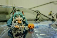 Halloween Miku 005 (kyontheotakugamer) Tags: anime honda manga subaru civic impreza wrx acura lancer mitsubishi rsx crz fa1 fa5 tlx nepnep itasha vocaloid hatsunemiku blackrockshooter amnights