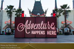Adventure Happens Here