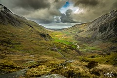 Cwm Idwal (Nic Taylor Photography) Tags: wales zeiss sony carlzeiss cwmidwal 2470mmf28 ogwenvalley sonyalpha a7r variosonnart282470 zeiss2470f28 carlzeiss2470mmf28 sonya7r sonyilce7r laea4adapter