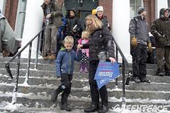 Primary Slosh (Greenpeace USA 2015) Tags: usa democracy newhampshire exeter vote republican democrat keepitintheground