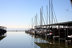 Photo Challenge, 22 of 365 (McKenzie's Photography) Tags: light lake reflection water marina river outside boat dock texas natural outdoor tx transportation sail float rockwall