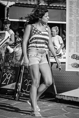 Tenerife Girl (palkastefan) Tags: bw biancoenero blackandwhite canaryislands city fullframe fullformat grancanaria kanarieöarna monochrome people resor sonya7rii sonya7rm2 semester sony sonya7r2 sonyalpha spain spanien street svartvitt tenerife teneriffa travel vacation ansiktet face girl girls portrait porträtt relax woman