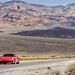 Unplanned Porsche 911 Turbo in Death Valley