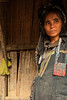 In the shadows (Laura Jacobsen) Tags: laos hilltribe akha phongsaly phongsali akhanoukouy