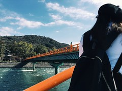 Uji Japan (yihan0912) Tags: bridge japan explore uji dailyshoot vsco instashoot iphone6s