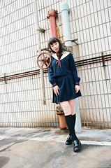42380036 (WANGYANZHI) Tags: people cute art girl canon iso100 kodak taiwan 100 eos5     ektar  ximen 24mm105mm sgima   ektar100