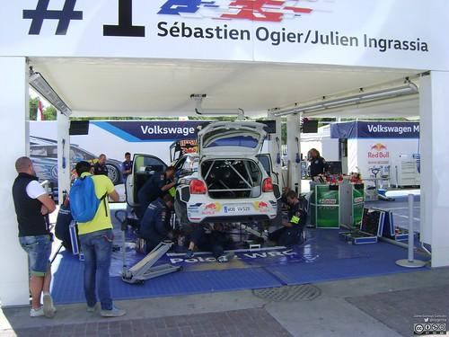 WRC Rally Guanajuato México 2016 - Sábado 5 de marzo - Rally Campus 020