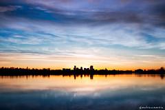 Sloan's Lake Sunrise (andrewcmartin) Tags: city sunset urban lake reflection sunrise canon colorado cityscape denver cloudscape denvercolorado 303 sloanslake 5280 sloanlake milehighcity colorfulcolorado themilehighcity dnvr cityofdenver 303magazine denverphotography canon70d coloradogram coloradotography dnvrcolorado chasingthegoldenhour