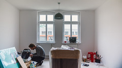 22.02.2016 (Fregoli Cotard) Tags: loft apartment nest attic newapartment renovation newplace renovating 366 dailyjournal forrenovation lastfloor 366days 53366 366project 366daily 53of366 366dailyproject