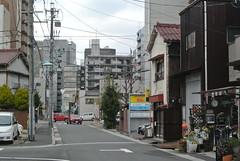 nagoya14790 (tanayan) Tags: road street urban japan town alley nikon cityscape nagoya   aichi j1