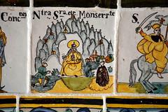 Ceràmica de Montserrat, Museu Cau Ferrat, Sitges. (Angela Llop) Tags: spain catalonia montserrat sitges cauferrat