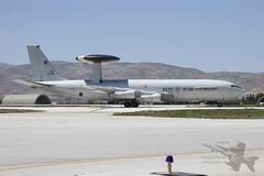 Boeing E-3A LX-N90454 (Newdawn images) Tags: plane turkey airplane aircraft aviation military aeroplane boeing nato konya ntm militaryjet airborneearlywarning canonef100400mmf4556lisusm e3a lxn90454 natotigermeet canoneos5dmarkii