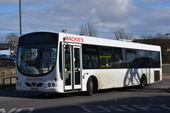 Mackie's LS04OSL (Will Swain) Tags: county uk travel bus buses march scotland town britain stirling centre country north transport central scottish east vehicles vehicle 5th stirlingshire 2016 mackies ls04osl