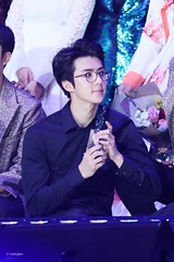 160217 - Gaon Chart Kpop Awards (60) ( ) Tags: awards exo gaon musicawards 160217 exosehun sehun ohsehun gaonchartkpopawards