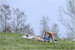 Relax (Giorgio Finessi) Tags: parco primavera natura riposo