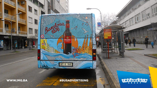 Info Media Group - Estrella, BUS Outdoor Advertising, Banja Luka 03-2016 (3)