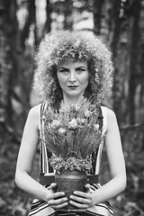 Ania-Marta (Sigita JP) Tags: portrait people blackandwhite beauty naturallightphotography naturallightportrait