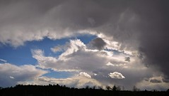 2016_0317Unsettled-Weather-Pano0004 (maineman152 (Lou)) Tags: winter sky panorama cloud nature weather clouds skyscape landscape march view maine cloudysky skyview winterweather naturephotography skyscene landscapephotography naturephoto skycolor skycolors unsettledweather skydrama landscapephoto