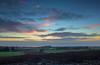 catching the light (john_photo1) Tags: ireland sea sun water sunrise spring elements wicklow maghermore elementsorganizer
