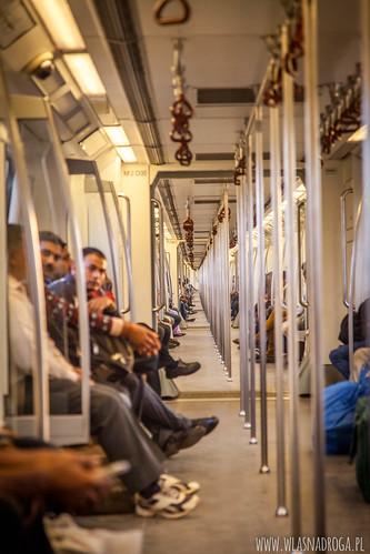 Metro w Delhi