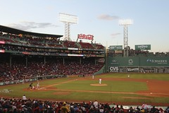 Fenway by Day (Read2me) Tags: she park sports field lights team baseball stadium redsox fenway ge pree cye thechallengefactory tcfuanimous