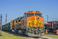 N&E Engine #568 - City of Nashville (J.L. Ramsaur Photography) Tags: railroad train photography photo nikon tennessee traintracks engineering bluesky pic ne lamppost photograph rails locomotive thesouth traintrack cumberlandplateau railroadtracks cookeville ruralamerica engineeringasart railroadtrack 2016 568 crosstie putnamcounty deepbluesky cookevilletn middletennessee ruraltennessee nerr ofandbyengineers cookevilletennessee ibeauty tennesseephotographer engine509 southernphotography screamofthephotographer engineeringisart jlrphotography photographyforgod d7200 cookevilletraindepot nashvilleeasternrailroad engineerswithcameras jlramsaurphotography nikond7200 engine568 cookevegas neengine568 nerrengine568 cityofnashvilleengine cityofnashvillelocomotive