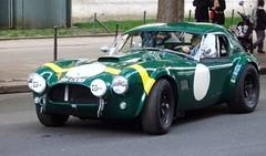 Paris AC Cobra  Tour Auto 2016 (descartes.marco) Tags: greencar accobra