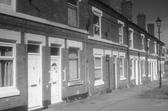 DSCF5254 (amancalledalex) Tags: spring terrace sunny april coventry warwickshire terraced