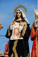 DSC_0475 (M. Jaln) Tags: santa maana san juan padre santo nazareno jess procesin viernes seman 2016 religin pasin vernica porcuna ntro