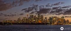 Sydney skyline (The Photo Smithy) Tags: sunset landscape sundown australia sydneyharbour sydneyoperahouse sydneycbd cremornepoint
