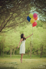 Month 4 out of 12. (Jordi Corbilla Photography) Tags: balloons spain model nikon 85mm girona dreams brazilian f18 d7000 12monthchallenge jordicorbilla jordicorbillaphotography
