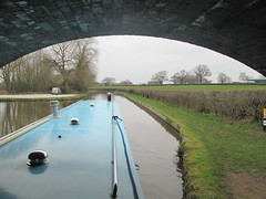 "Burland bridge - Llangollen Canal • <a style=""font-size:0.8em;"" href=""http://www.flickr.com/photos/81402356@N00/26021469211/"" target=""_blank"">View on Flickr</a>"