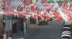 Celebration (Tuta1) Tags: branco sãopaulo vermelho celebration comemoração cunha bandeirinhas vermelhoebranco