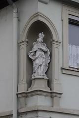 Madonna at Hauptstrae 29 in Zell am Main (Bjrn S...) Tags: bayern bavaria madonna franconia franken zell baviera franconie bavire zellammain hauptstrase29 zellamain