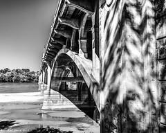 Bridge Arch (that_damn_duck) Tags: bridge architecture unitedstates southcarolina arches