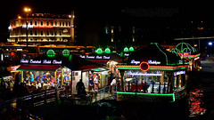 Fish Boat Restaurants (Jos M. F. Almeida) Tags: summer turkey august istanbul tryp istambul eminonu 2015 turqia