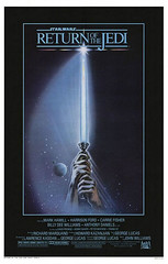 Poster_Return_of_the_Jedi_style_a (ESP1138) Tags: poster star style return jedi wars 1983 episode vi a