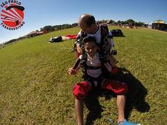 G0059875 (So Paulo Paraquedismo) Tags: skydive tandem freefall voo paraquedas quedalivre adrenalina saltar paraquedismo emocao saltoduplo saopauloparaquedismo