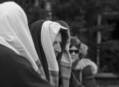 D7K_1562_epgs (Eric.Parker) Tags: street bw toronto college church easter christ jesus palm christian hood christianity procession littleitaly stfrancis stationsofthecross assisi brassband goodfriday stfrancisofassisi 2016