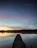 Silence is golden...(Explore) (pauls1502) Tags: sunrise scotland nikon jetty loch aberfoyle scottishhighlands lochard kinlochard