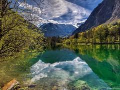 Bluntausee (novofotoo) Tags: salzburg sterreich natur alpen landschaft golling osterreich bluntausee gollingandersalzach naturschutzgebietbluntautal