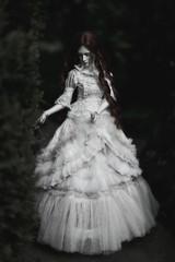 Desire (dolls of milena) Tags: black art cherry doll bjd resin aishat