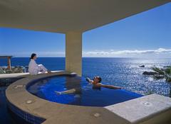 Esparanza Resort, Baja, Mexico (arbabi) Tags: vacation guests private relax mexico couple afternoon relaxing sunny bluesky jacuzzi veranda pacificocean bajacaliforniasur cabosanlucas seaofcortez secluded southernbaja loscaboscorridor esparanzaresort sanjosdelcabo